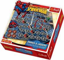 Trefl Węże i drabiny Spider Man 0825