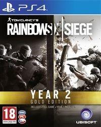 Rainbow Six Siege Gold Season 2 PS4