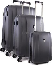 Titan Komplet walizek czarnych Xenon Plus 809404-1, 809405, 809403