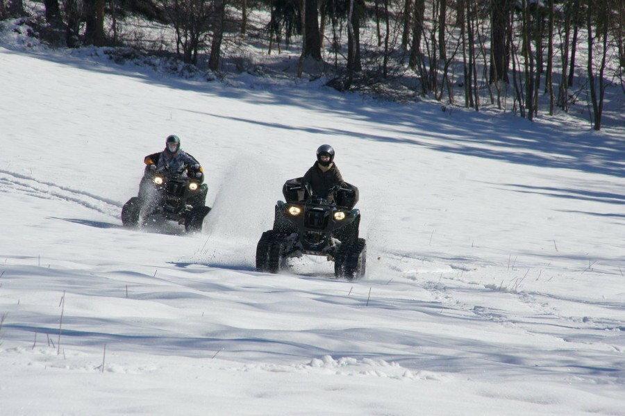 Śnieżne safari po Krainie Wygasłych Wulkanów dla dwojga - Wrocław