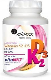 MedicaLine Witamina K2 + D3 60 szt.