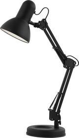 Globo Lighting Famous Lampka biurkowa Czarny 24880
