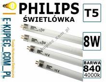 Philips Świetlówka LINIOWA G5 8W/840 8W 4000K