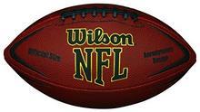 Wilson NFL Force Official American Football, brązowy, brązowy WTF1445X