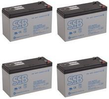 APC RBC54 zestaw baterii SBH SBH12V300x4