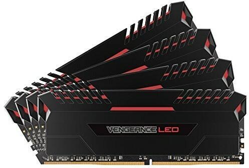 Corsair 64 GB CMU64GX4M4C3000C15R DDR4