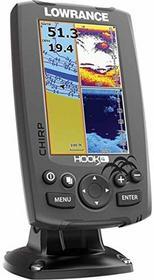Lowrance poszukiwacz ryb/kartenplotter Hook 4Mid/High/Downs Can, 00012647001 000-12647-001
