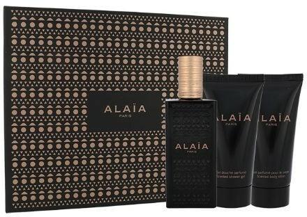 Azzedine Alaia Azzedine W Zestaw perfum Edp 50ml + 50ml Balsam + 50ml Żel pod prysznic