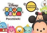 Disney Tsum Tsum Pocztówki 1 praca zbiorowa