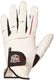 Wilson Staff Grip Plus Mlh Rękawice Do Golfa, Męskie, Biały, M