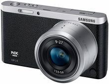 Samsung NX Mini + 9-27 mm czarny