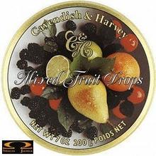 Cavendish & Harvey landrynki - owocowe mix 692