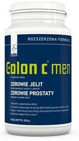 A-Z Medica SP. Z O.O. Colon c men ZDROWIE JELIT, ZDROWIE PROSTATY Granulat 200 g