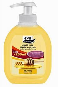Pollena Eva Mydło w płynie Mleko i Miód Natura 500ml