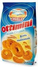 Divella Kruche ciasteczka Ottimini classico 400g