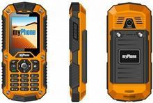 myPhone HAMMER Pomarańczowy