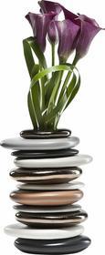 Kare Design Wazon Pebbles Mocca 27 cm