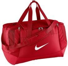 Nike Torba sportowa Club Team Swoosh Medium 52 - czerwony