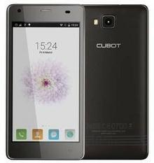Cubot Echo 16GB Dual Sim Czarny