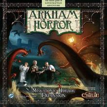 Fantasy Flight Games ARKHAM HORROR - MISKATONIC HORROR EXPANSION