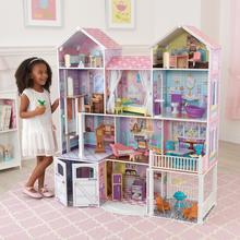 KidKraft Kidkraft - Bardzo Duży Domek Dla Lalek Barbie Country Estate Światło Dźwięk - 65242