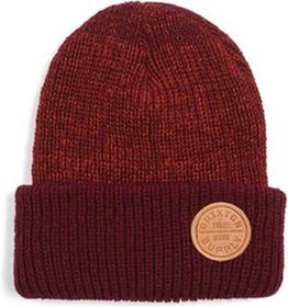 Brixton czapka zimowa - Oath Burgundy/Rust (0758)