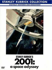 2001: Odyseja kosmiczna [DVD]
