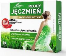 Colfarm Młody jęczmień 250mg 60 szt.