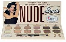 The Balm Nude Dude Volume 2 Eyeshadow Palette 9,6g W Cień do powiek 58216