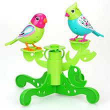 Silverlit DigiBirds - Drzewko z ptaszkami Sally i Floral 88237