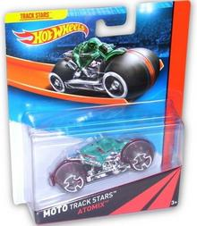 Mattel HOT WHEELS Motor Rajdowy BDN36