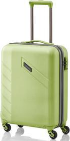 Travelite Walizka mała, kabinowa na 4 kółkach Tourer NEW 072747 83 zielony