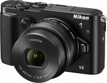 Nikon1 V3 + 10-30 kit czarny