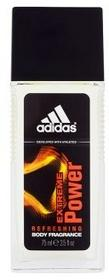 adidas Extreme Power naturalny dezodorant w spray - 75ml