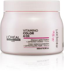 Loreal Vitamino Color A-OX maska do włosów farbowanych 500ml