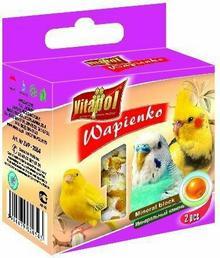 Vitapol Wapienka dla ptaków pomarańczowe 2szt.