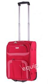 Travelite walizka kabinowa Orlando - czerwony