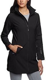 CMP damski płaszcz z softshellu, na zamek, z kapturem, 3A08326 3A08326_U901_44