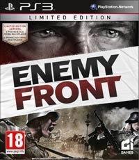 Enemy Front Edycja Limitowana PS3