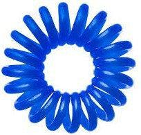 InvisiBobble Traceless Hair Ring Akcesoria do włosów do włosów 3 szt. Blue