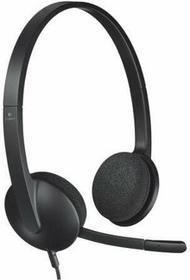 Logitech H340 czarne