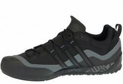 niezawodna jakość odebrać gorące wyprzedaże Adidas Terrex Swift Solo D67031 (czarny): Opinie o produkcie ...