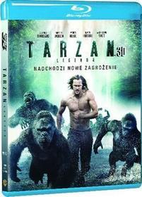 Tarzan Legenda 3D Blu-Ray) David Yates