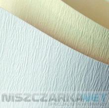 Argo Karton Ozdobny 230g/m2 - faktura ATLANTA kolor BIAŁY - 20 A4 203201