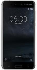 Nokia 6 16GB Dual Sim Czarny