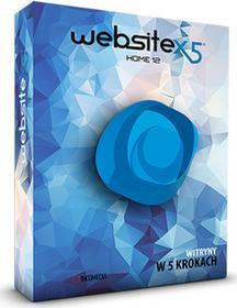 Incomedia Website X5 Start 13 wersja elektroniczna