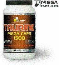 Olimp Taurine Mega Caps 150 kaps/1500 mg