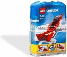 LEGO Mały odrzutowiec 6741