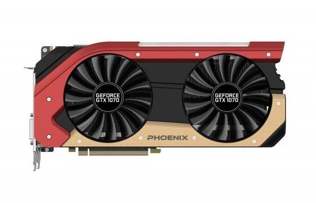 Gainward GeForce GTX 1070 Phoenix VR Ready (426018336-3699)