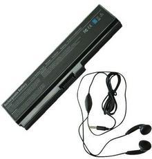 Amsahr amsahr tshpa3634u-03bateria zamienna do Toshiba PA3634U, M800, L300, M300obejmują Stereo Słuchawki douszne Czarny PA3634U-03